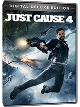 Just Cause 4 Deluxe Edition Цифровая версия