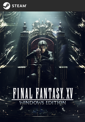 FINAL FANTASY XV WINDOWS EDITION steam    Цифровая версия