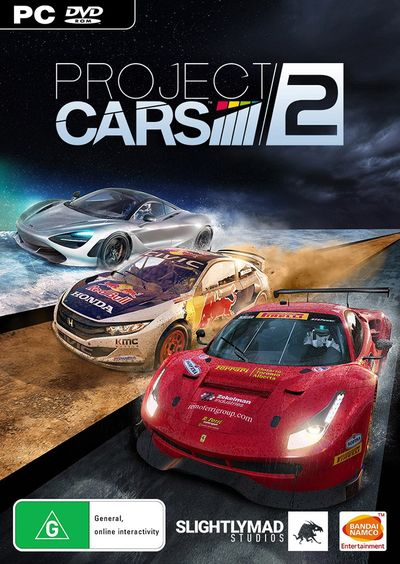 Project CARS 2  Deluxe Edition   Цифровая версия