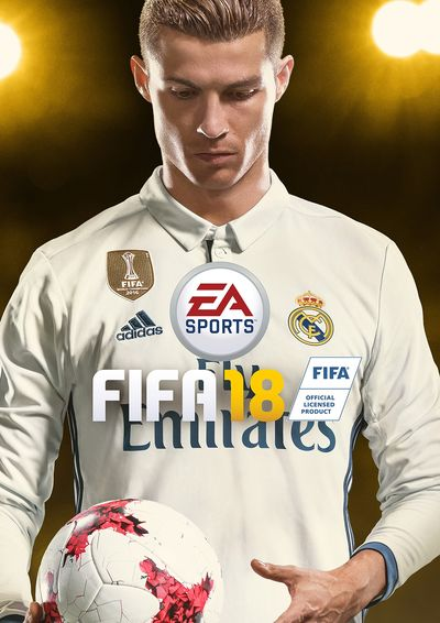 FIFA 18 + World Cup 2018 (PC)