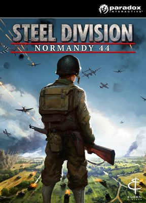 Steel Division: Normandy 44 Deluxe Edition    Цифровая версия