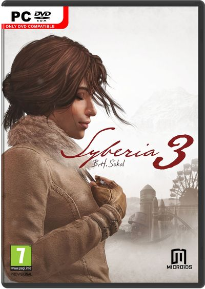 Syberia 3  Deluxe Edition    Цифровая версия
