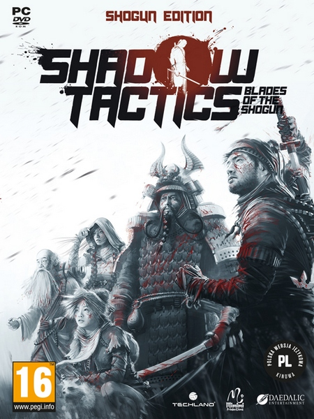 Shadow Tactics: Blades of the Shogun    Цифровая версия