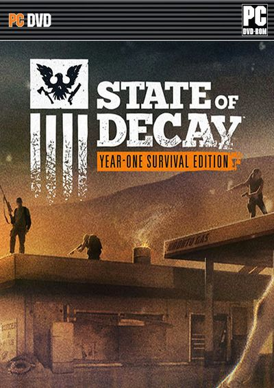"State of Decay: Year One Survival Edition (ЕРИП ""Расчет"", Visa, MasterCard, Webmoney)   Цифровая версия"