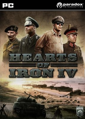 Hearts of Iron 4 Colonel Edition    Цифровая версия