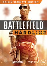 "Battlefield Hardline Ultimate Edition (ЕРИП ""Расчет"", Visa, MasterCard, Webmoney) (1C)  Цифровая версия"