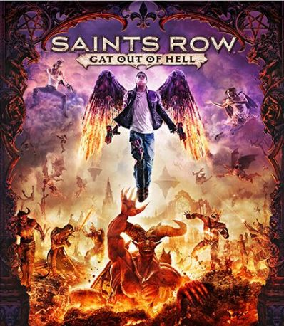 Saints Row: Gat out of Hell  Цифровая версия