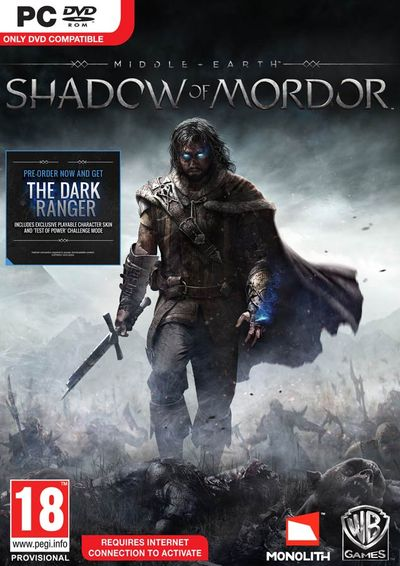 Middle-earth: Shadow of Mordor Game of the Year Edition (1C)   Цифровая версия