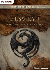 The Elder Scrolls Online: Elsweyr Collector's Edition Upgrade (офф-сайт)  Цифровая версия
