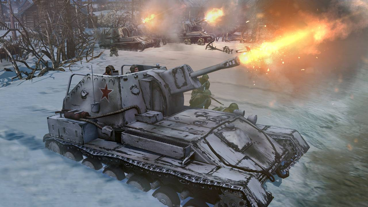 "Company of Heroes 2: Master Collection (1С) Цифровое издание  (ЕРИП ""Расчет"", Visa, MasterCard, Webmoney)"