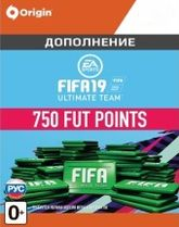 FIFA 19 Ultimate Teams 750 POINTS для PC  Цифровая версия