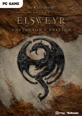 The Elder Scrolls Online: Elsweyr Collector's Edition (офф-сайт)  Цифровая версия