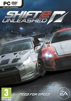 "Need for Speed: Shift 2 Unleashed (Steam)(ЕРИП ""Расчет"", Visa, MasterCard, Webmoney)  Цифровая версия"