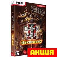 Ключ для Warhammer 40000 Dawn of War 2: Retribution Космодесант  Хаоса (Бука)