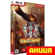 Ключ для Warhammer 40000 Dawn of War 2: Retribution Имперская гвардия (Бука)