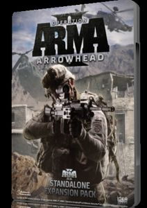 ArmA 2: Operation Arrowhead  (Операция Стрела)  + DayZ    Цифровая версия