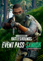 PLAYERUNKNOWN'S BATTLEGROUNDS - Event Pass: Sanhok ADD-ON    Цифровая версия