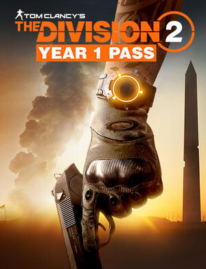 Tom Clancy's The Division 2  Year 1 Pass DLS Цифровая версия