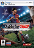 Pro Evolution Soccer 2009  (SoftClub)