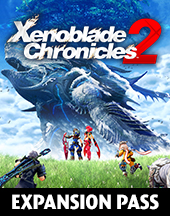 "Xenoblade Chronicles 2: Expansion Pass Nintendo Switch (европейская версия)  (ЕРИП ""Расчет"", Visa, MasterCard, Webmoney)   Цифровая версия"