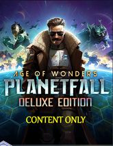 Age of Wonders: Planetfall - Deluxe Edition Content   Цифровая версия
