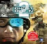 Tom Clancy's Ghost Recon: Advanced Warfighter 2  DVD-Disk (Руссобит)