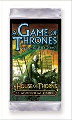 A Game of Thrones : House of Thorns Бустер