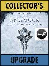 The Elder Scrolls Online: Greymoor Collector's  STEAM UPGRADE Цифровая версия