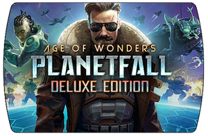 Age of Wonders: Planetfall  Deluxe Edition Цифровая версия