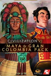 Civilization 6  Maya & Gran Colombia Pack ADD-ON  Цифровая версия