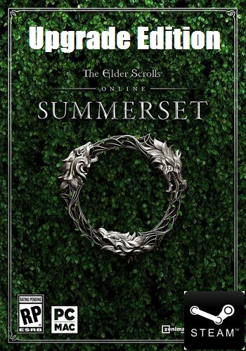 The Elder Scrolls Online: Summerset Upgrade Edition (Steam)    Цифровая версия