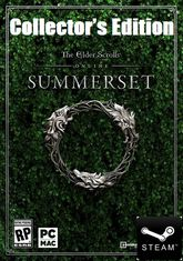 The Elder Scrolls Online: Summerset Digital Collector's Edition (Steam)     Цифровая версия