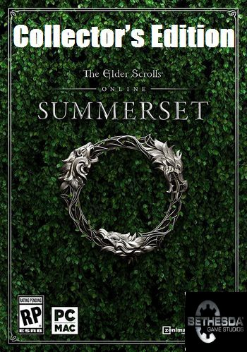 The Elder Scrolls Online: Summerset Digital Collector's Edition Цифровая версия