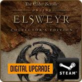 The Elder Scrolls Online: Elsweyr Collector's Edition Upgrade (Steam)  Цифровая версия