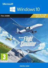Microsoft Flight Simulator Premium Deluxe (Win10)  Цифровая версия