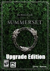 The Elder Scrolls Online: Summerset Upgrade Edition (оф.сайт)     Цифровая версия