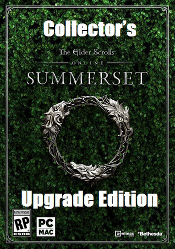 The Elder Scrolls Online: Summerset Digital Collector's Upgrade Edition (оф.сайт)    Цифровая версия