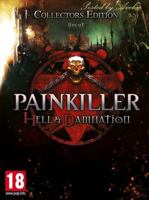 Painkiller Hell and Damnation Collector's Edition Цифровая версия