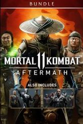 Mortal Kombat 11: Aftermath + Kombat Pack Bundle ADD-ON Цифровая версия