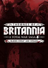 Total War Saga: Thrones of Britannia - Blood, Sweat & Spears ADD-ON Цифровая версия