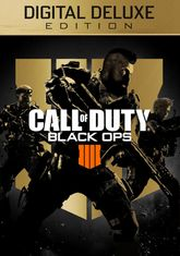 Call of Duty: Black Ops 4 Digital Deluxe Цифровая версия