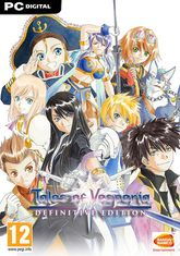 Tales of Vesperia: Definitive Edition  Цифровая версия