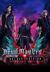 Devil May Cry 5 Deluxe Edition Цифровая версия