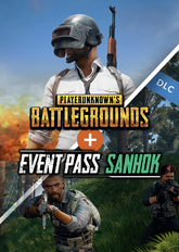 PLAYERUNKNOWN'S BATTLEGROUNDS + Event Pass: Sanhok    Цифровая версия