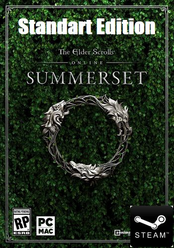 The Elder Scrolls Online: Summerset Standart Edition (Steam)    Цифровая версия