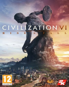Sid Meiers Civilization 6: Rise and Fall ADD-ON    Цифровая версия