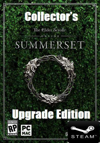 The Elder Scrolls Online: Summerset Digital Collector's Upgrade Edition (Steam)     Цифровая версия