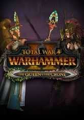Total War: Warhammer 2 - The Queen & The Crone ADD-ON    Цифровая версия