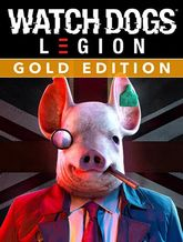 Watch Dogs: Legion Gold Edition    Цифровая версия